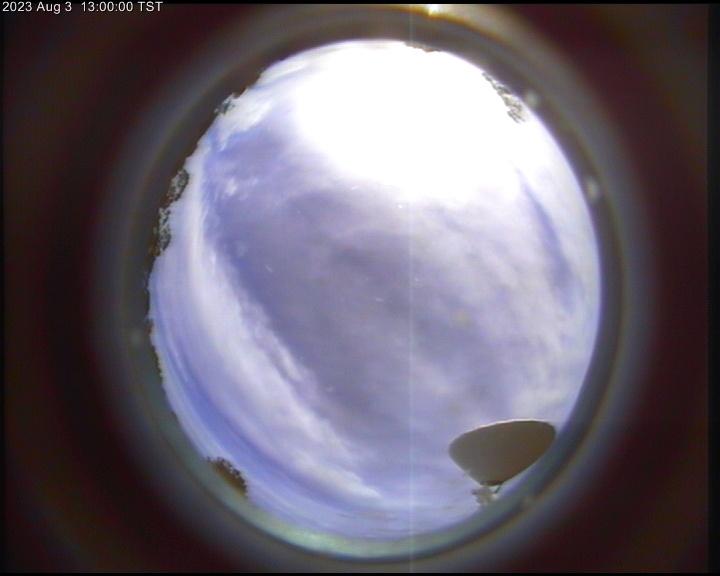 Ke all-sky camera