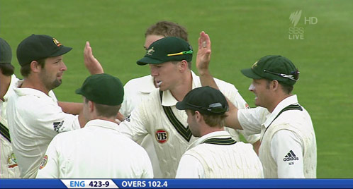 sbs ashes 2009