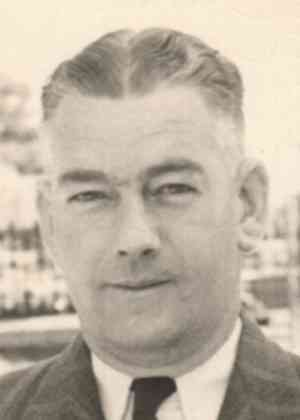 Norman Ernest Fogden Childs - 1956